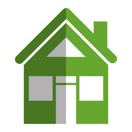 green house ecology icon vector illustration design Illustration