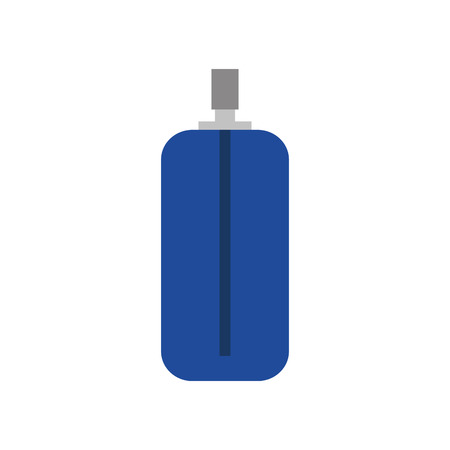 Spray paint bottle icon vector illustration graphic design Иллюстрация
