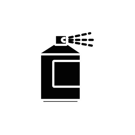 ペイント スプレー ボトル アイコン ベクトル イラスト グラフィック デザイン  イラスト・ベクター素材