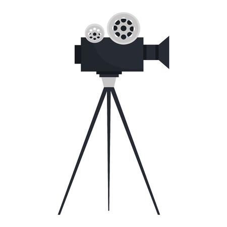 video camera cinema icon vector illustration design Çizim