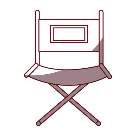 director chair isolated icon vector illustration design Stok Fotoğraf - 77888248