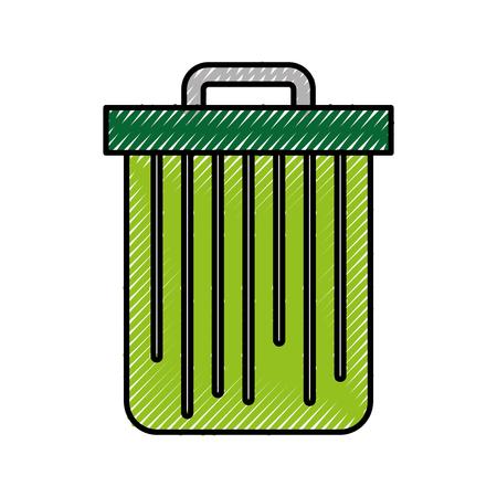 ゴミ分離することができますベクトル イラスト グラフィック デザイン