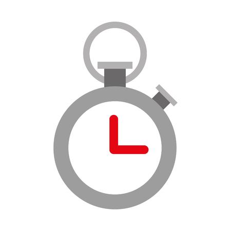 Sport timer clock vector illustration graphic design 版權商用圖片 - 77892398