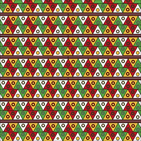 メキシコ パターン背景アイコン ベクトル イラスト デザイン 写真素材 - 77997436
