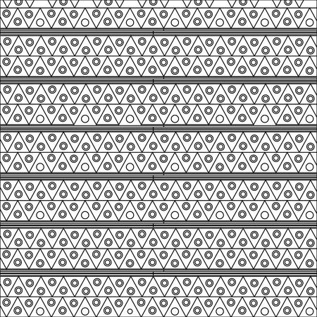メキシコ パターン背景アイコン ベクトル イラスト デザイン 写真素材 - 77997488