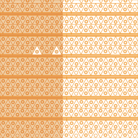 mexican pattern background icon vector illustration design