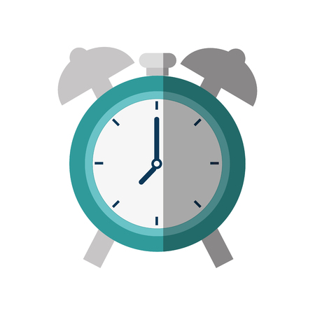 ilustration: watch clock time icon vector ilustration symbol