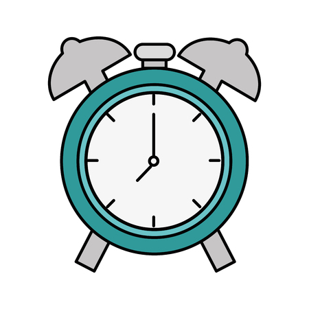 watch clock time icon vector ilustration symbol