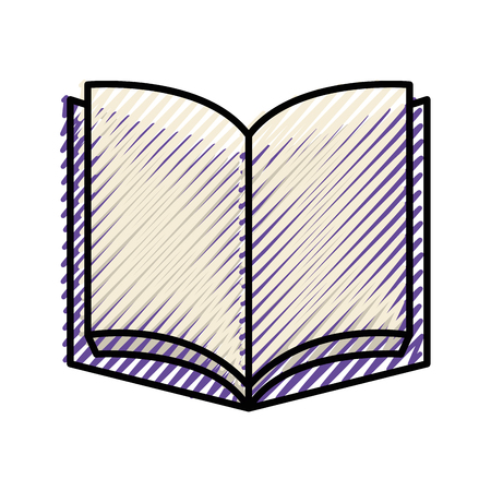 Book education symbol icon vector illustration graphic design