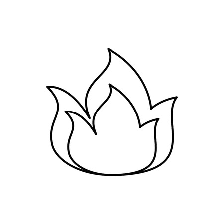 Fireball isolated symbol icon vector illustration graphic design Illustration