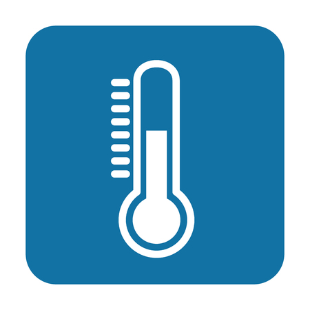 medical thermometer isolated icon vector illustration design Иллюстрация