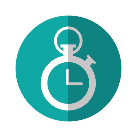 Sport timer clock vector illustration graphic design