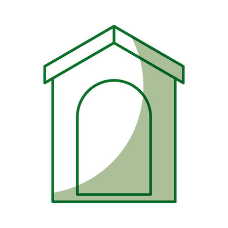 italian house icon vector illustration graphic design