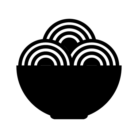 authenthic italian pasta vector illustration graphic design Illustration
