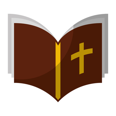 holy bible isolated icon vector illustration design