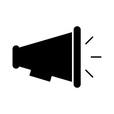 speaker isolated icon vector illustration design Illustration