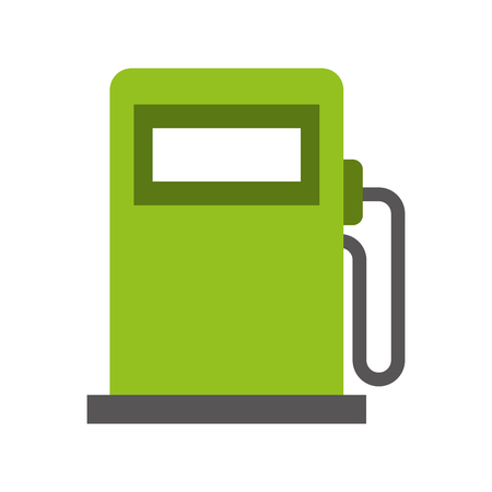station service pump icon vector illustration design Illustration