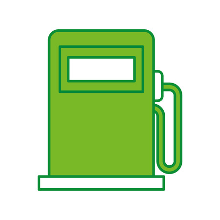 station service pump icon vector illustration design Illustration