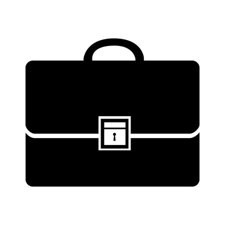 portefeuille werkmap geïsoleerd pictogram vector illustratie ontwerp