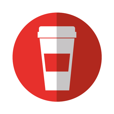 soda plastic container icon vector illustration design 向量圖像