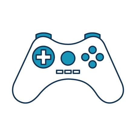 video game control icon vector illustration design