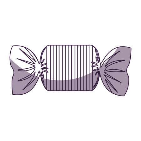 甘い confetii 分離アイコン ベクトル イラスト デザイン  イラスト・ベクター素材
