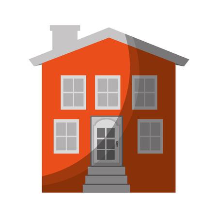 exterior building drawing icon vector illustration design Illustration