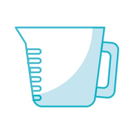 Shadow kitchen utensil vector illustration graphic design Çizim
