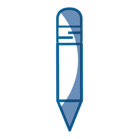 pencil drawing object vector icon illustration graphic design