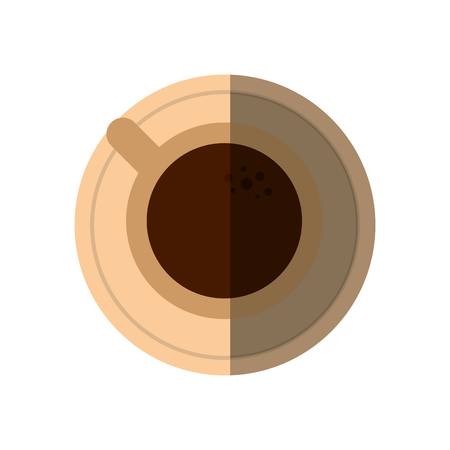 mug coffee cup vector icon illustration graphic design