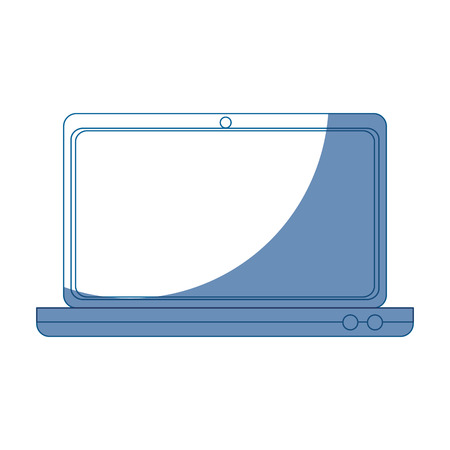 pc laptop technology vector icon illustration graphic illustration