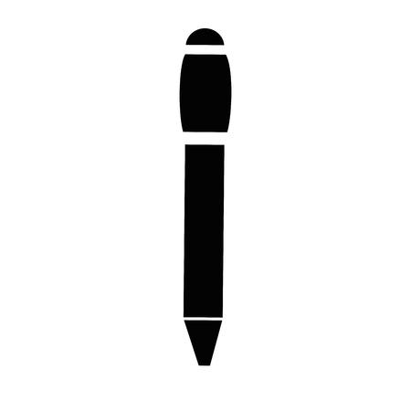 펜 사무실 개체 벡터 아이콘 일러스트 그래픽 디자인 스톡 콘텐츠 - 79233198