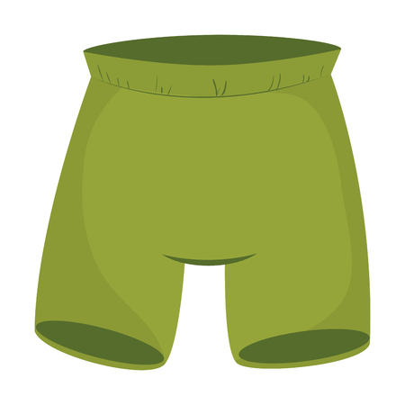 shorts hanging in the laundry vector illustration design Stok Fotoğraf - 79307087