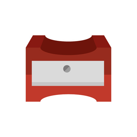 Pencil sharpener symbol icon vector illustration graphic design Çizim