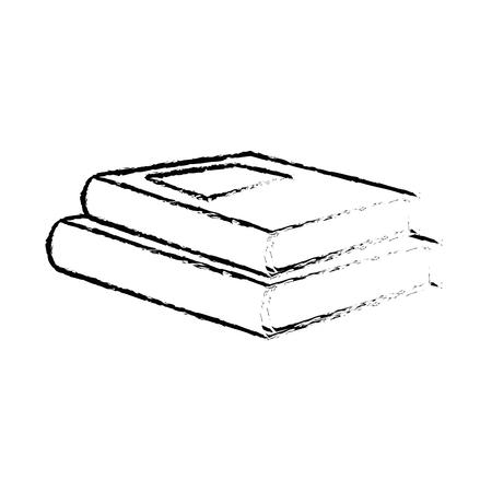 Books and education icon vector illustration graphic design.