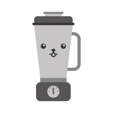 cute kawaii blender cartoon vector gtaphic design Ilustração
