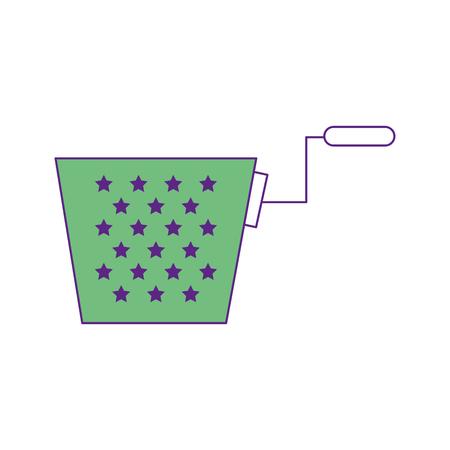 Icono de la caja de broma sobre fondo blanco. ilustración vectorial Foto de archivo - 79512180