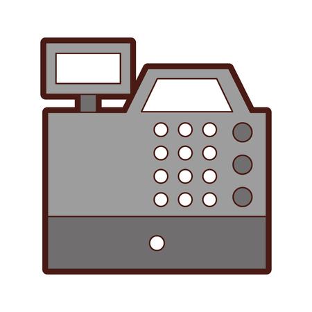 Liste de tâches isolé icône du design illustration vectorielle Banque d'images - 79590897