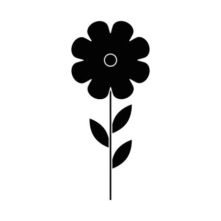 Illustrazione vettoriale di icone di giardinaggio fiori bellissimi Archivio Fotografico - 79759090