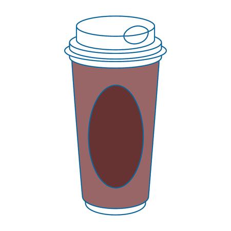 コーヒーのアイコン ベクトル イラスト グラフィック デザインを