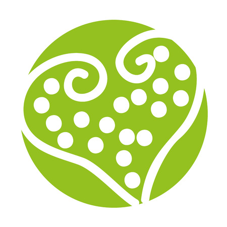 beautiful heart dotted drawing icon vector illustration design Reklamní fotografie - 79816994