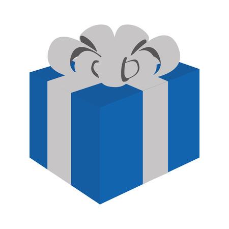giftbox present isolated icon vector illustration design Stock Vector - 79884646