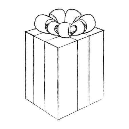 giftbox present isolated icon vector illustration design Stock Vector - 79885148