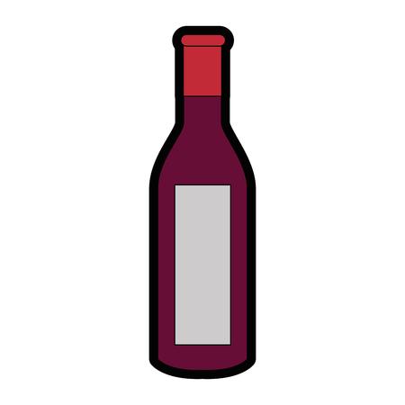 ドリンク ボトル飲料ベクトル イラスト グラフィック デザイン アイコン