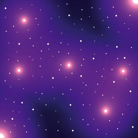universe illustration flat icon vector design graphic Illustration