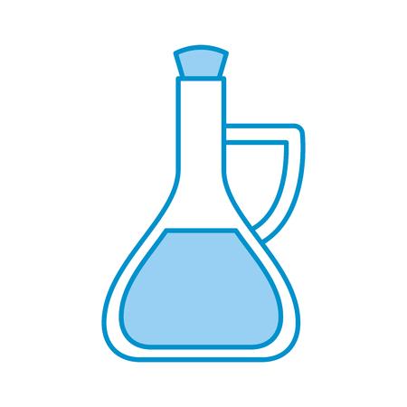 oil jar spa bottle vector illustration design Reklamní fotografie - 80034893