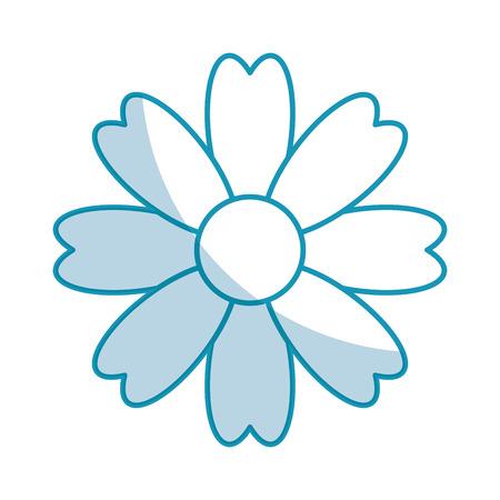 natural flower spa icon vector illustration design