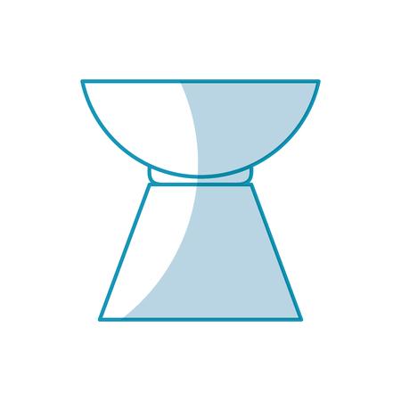 Pebble Aromathérapie icône isolée design d'illustration vectorielle Banque d'images - 80035123