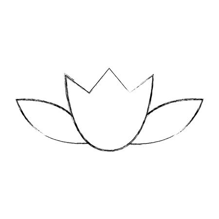 natural flower spa icon vector illustration design Stock Vector - 80025459