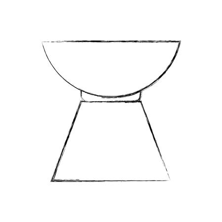 Pebble Aromathérapie icône isolée design d'illustration vectorielle Banque d'images - 80025460